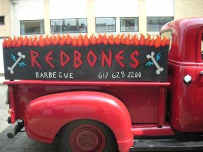 Redbones BBQ