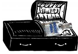 Vodka R.I.P.