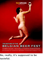 Belgian Beer Fest Devil Girl