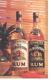 Mr. Boston rum