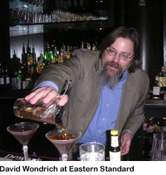 David Wondrich at Eastern Standard