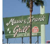 Musso & Frank's