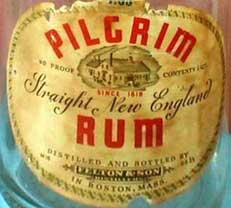 Pilgrim Rum - Boston