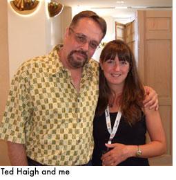 Ted Haigh & Lauren Clark