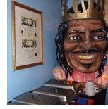 Ernie K-Doe Head