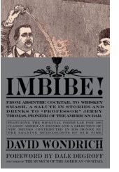 Imbibe - Wondrich on Thomas