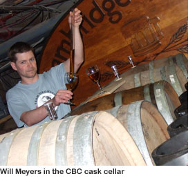 Will Meyers, CBC