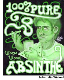 Absinthe Guy