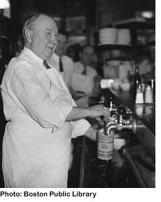 BPL bartender