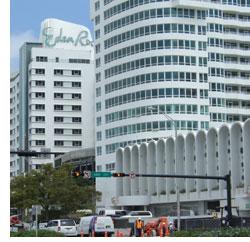Eden Roc & Fontainebleau Hotels