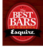Esquire best bars logo