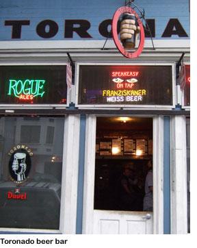 Toronado beer bar