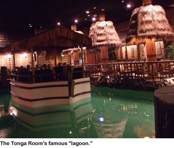 Tonga Room, San Francisco