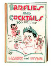 Barflies & Cocktails book
