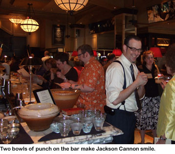 Eastern Standard Flowing Bowl Punch Party - Jackson Cannon