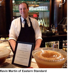 Kevin Martin of Eastern Standard