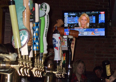 Election 2008 - taps and Ohio