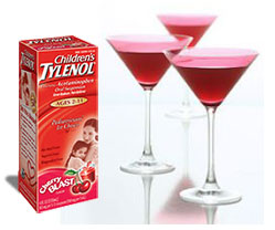 Tylenoltini, anyone?