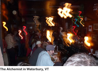 The Alchemist, Waterbury, VT