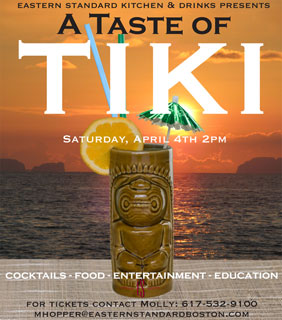 Eastern Standard Tiki Party